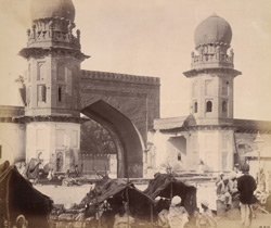 Gateway of the Taj Bauri, Bijapur